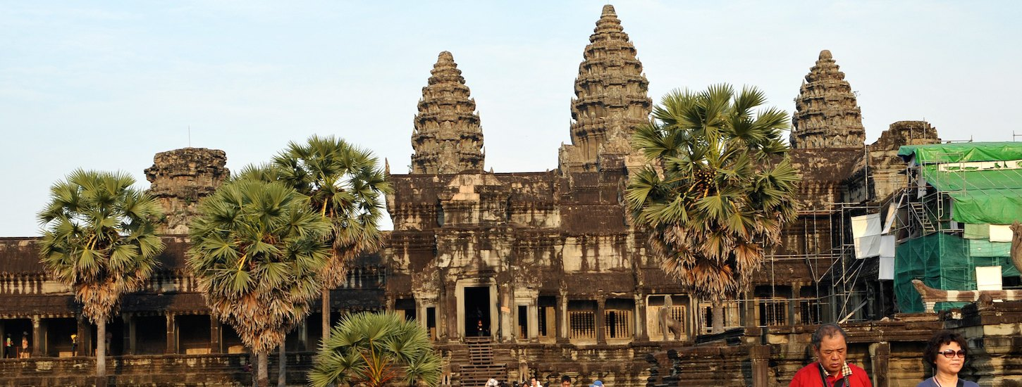 Google Street View Now Lets You Visit Cambodia's Angkor Wat