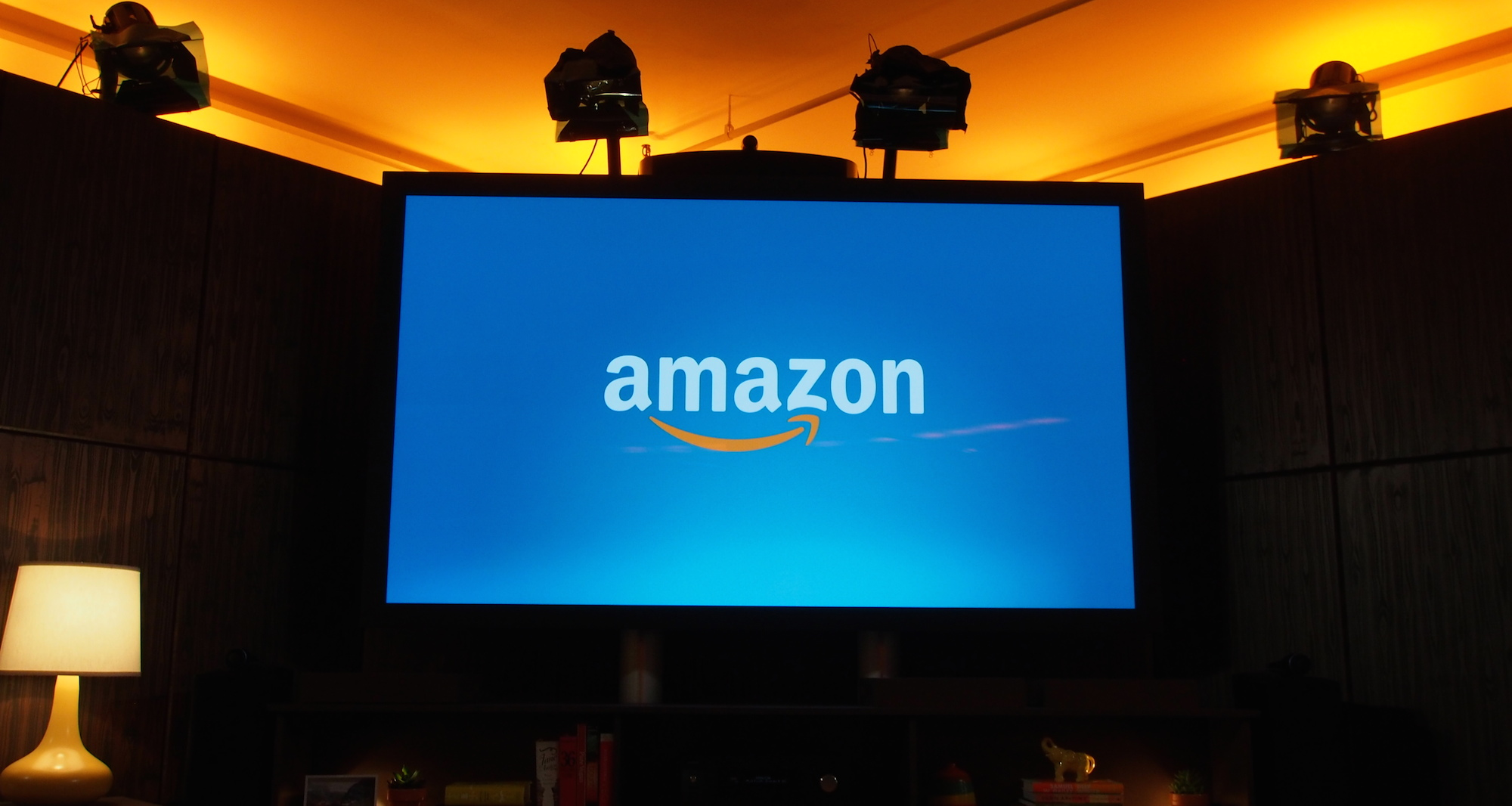 Amazon Unveils Media Streaming Set-Top Box Amazon fireTV