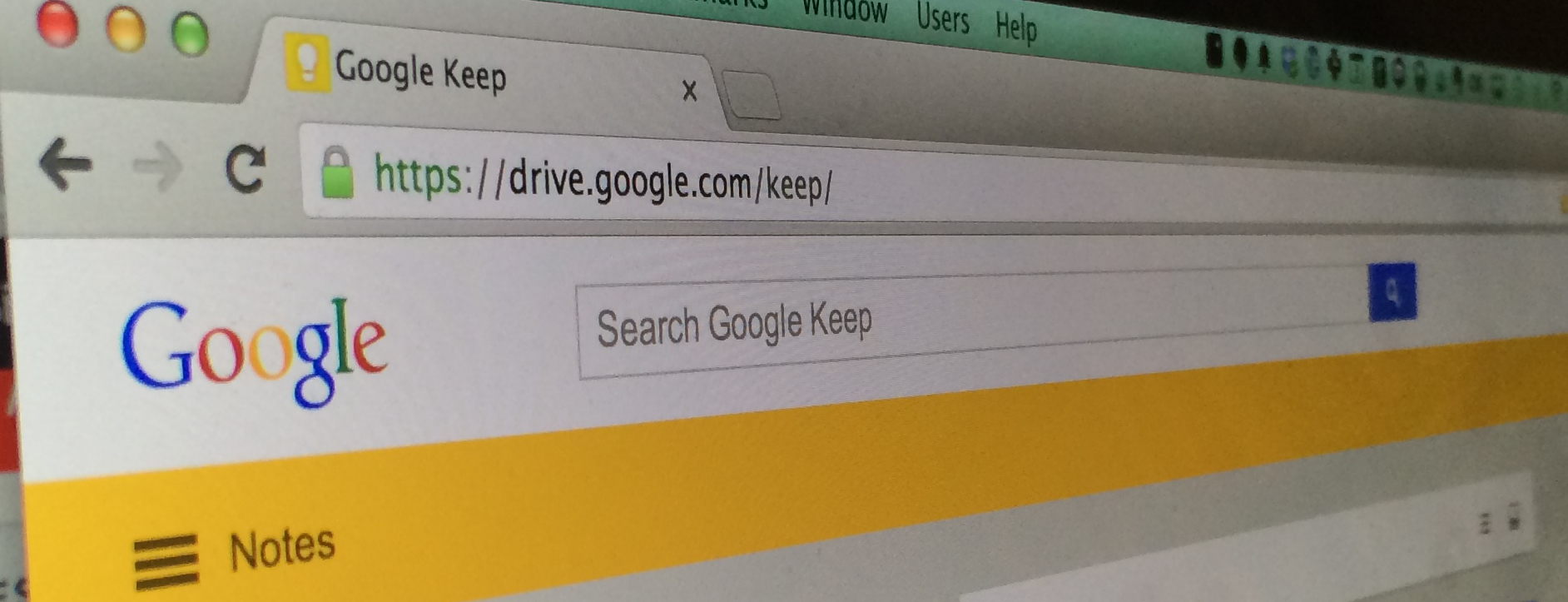 Google Keep Gets Fast Search for Text in Images