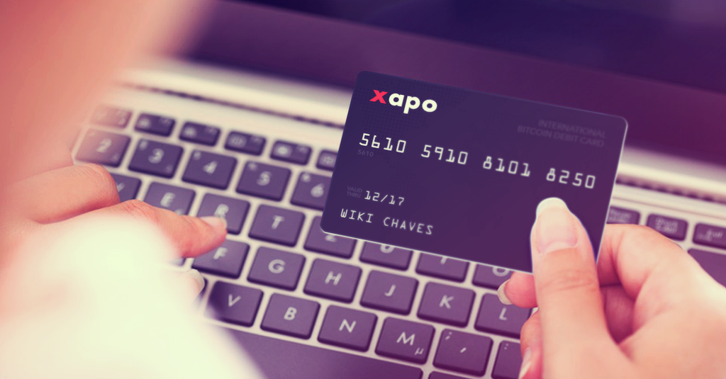 Bitcoin wallet Xapo announces a global MasterCard debit card