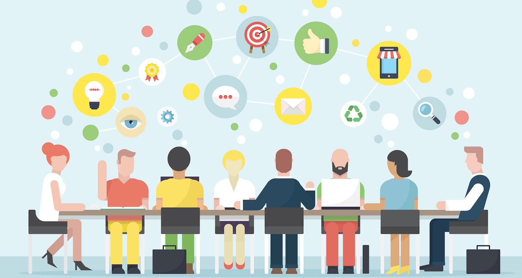 the secrets to a successful kickoff meeting