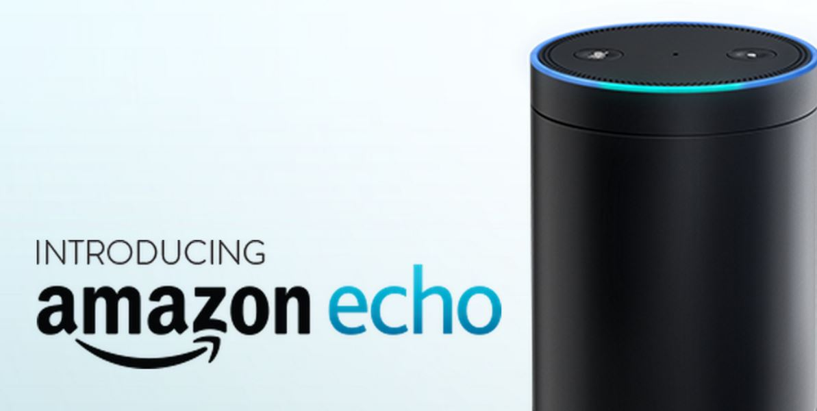 Image result for The Amazon Echo