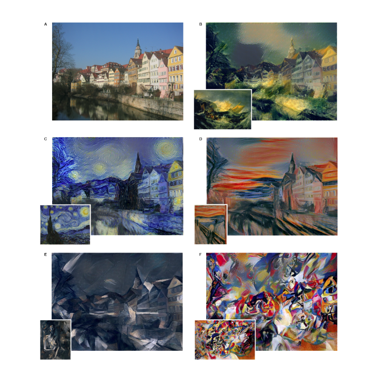 Machine Or Picasso This Algorithm Can Transform Photos Into Fine Art