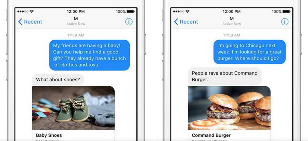 Facebook S M Is A Siri Like Personal Assistant For