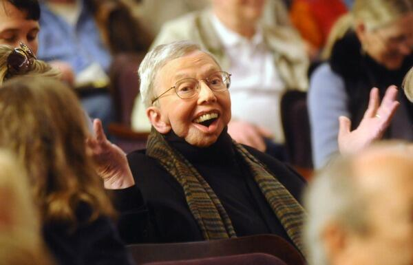 """roger ebert essay on dying Everyone from roger ebert to lance armstrong took to twitter after the  """"a  hitchens essay in which he questions much of what he had been."""