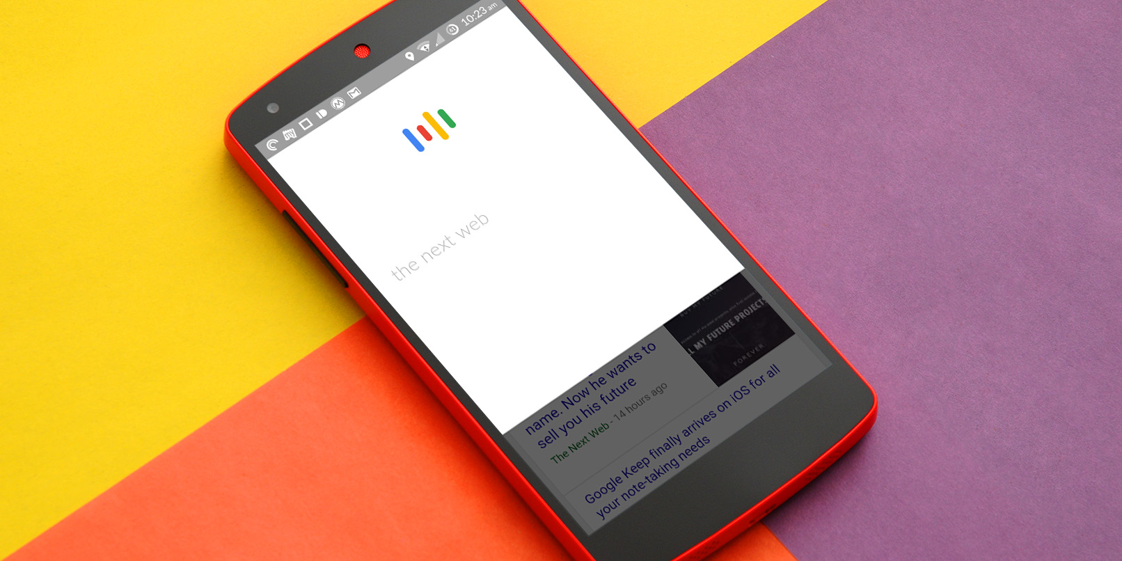 Voice Search for Android Free Download - 9Apps