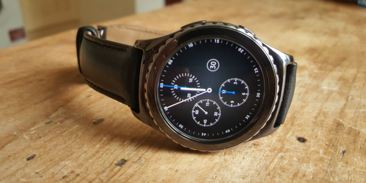 Samsung Gear S2 review: after 24 hours I'm convinced to give ...