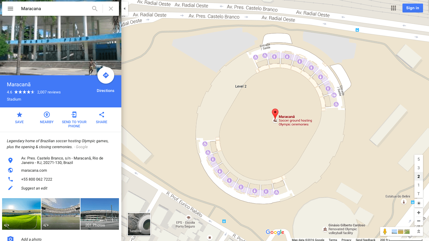 Google is updating Maps for the 2016 Olympic games in Rio – Maps for Google