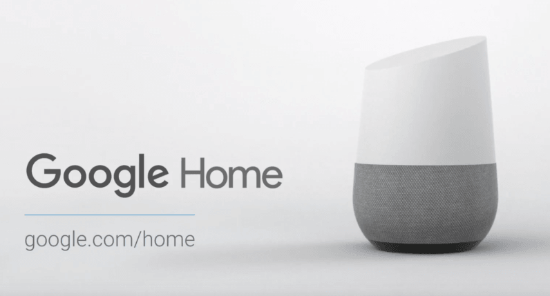 Google Home Coupons