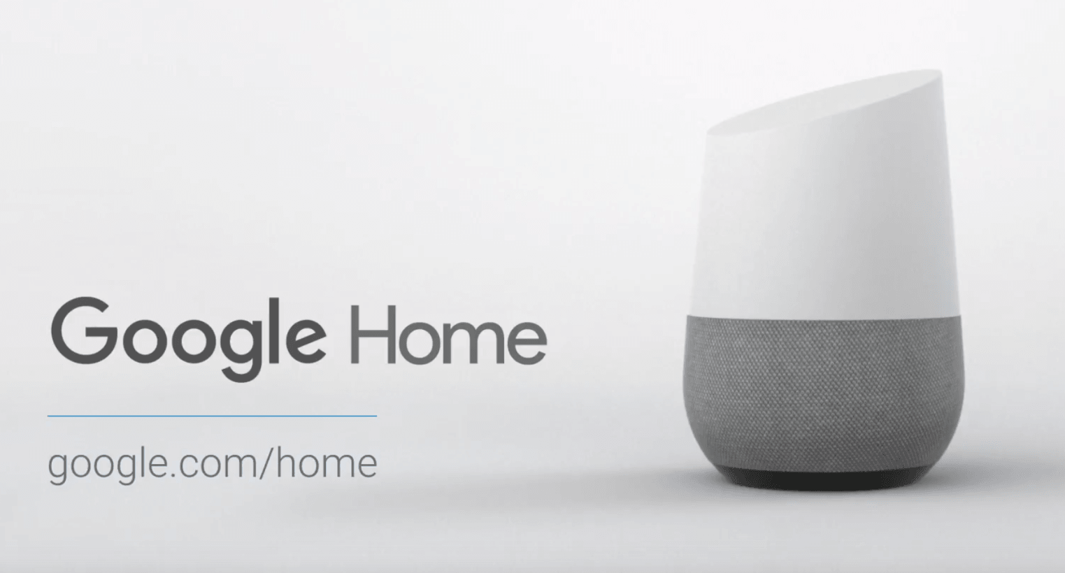 google home is official and amazon echo should be worried. Black Bedroom Furniture Sets. Home Design Ideas