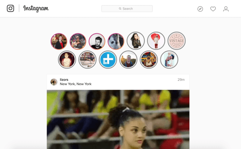 how to find stories on instagram