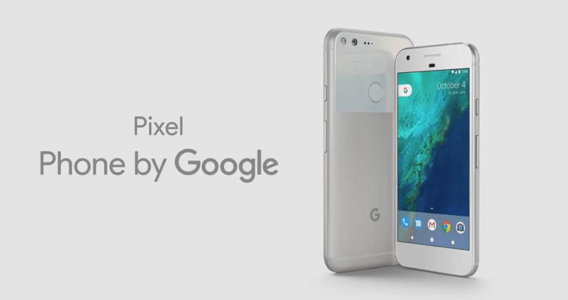 google pixel xl, features