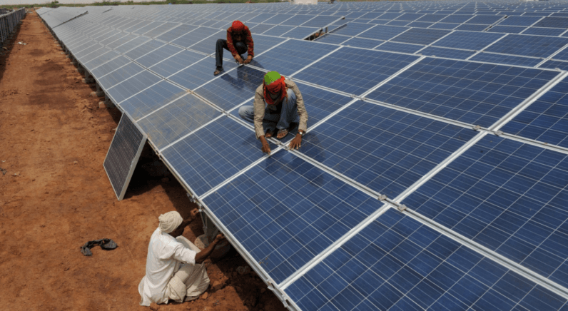 India Has Built The World S Largest Solar Power Plant