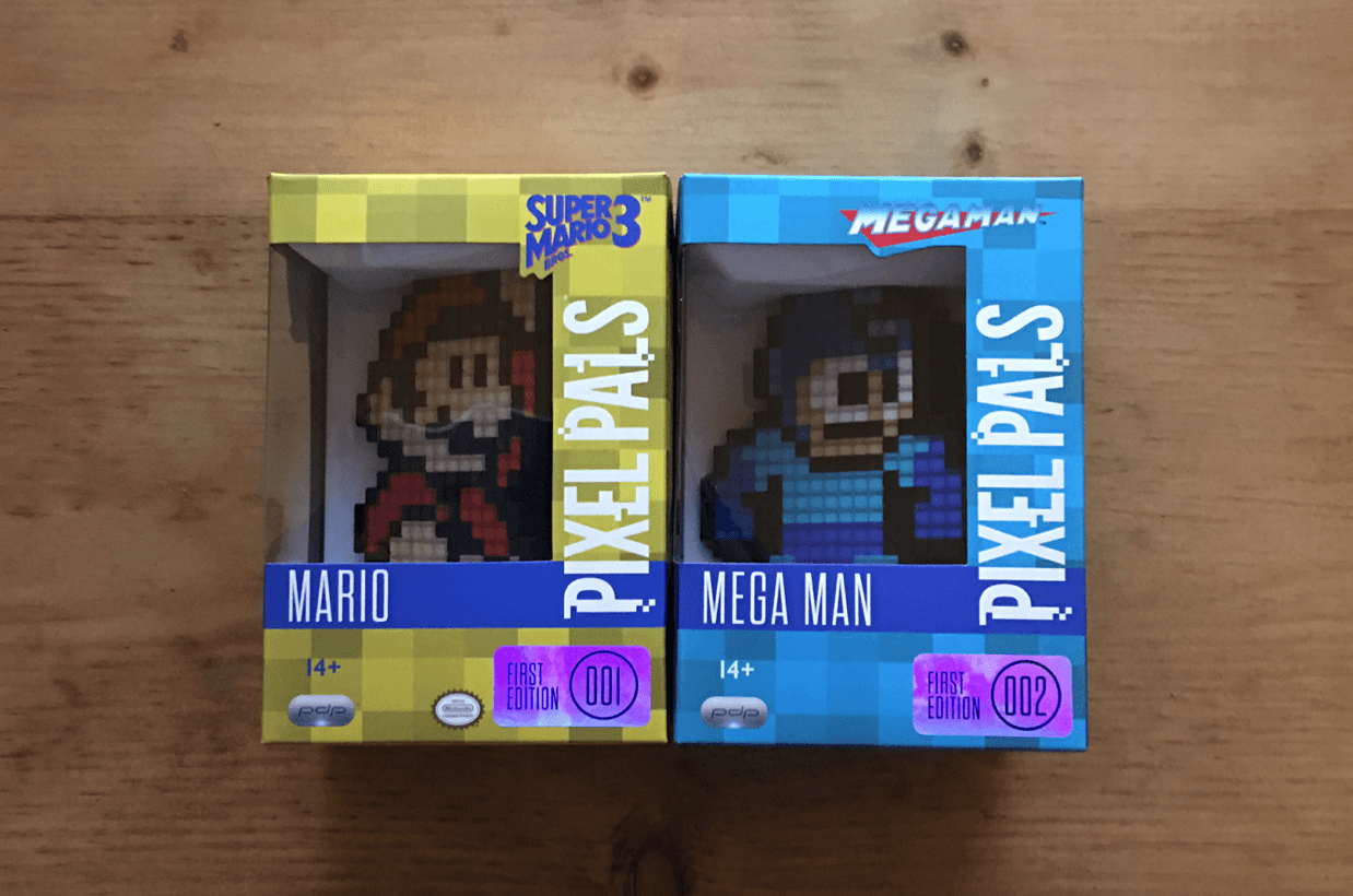 Enlightone: Pixel Pals Are The Perfect Stocking Stuffer For The Geek