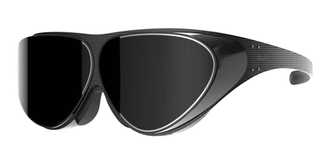 Sunglasses That Go Over Regular  dlodlo s vr1 headset is the size of a pair of glasses but can