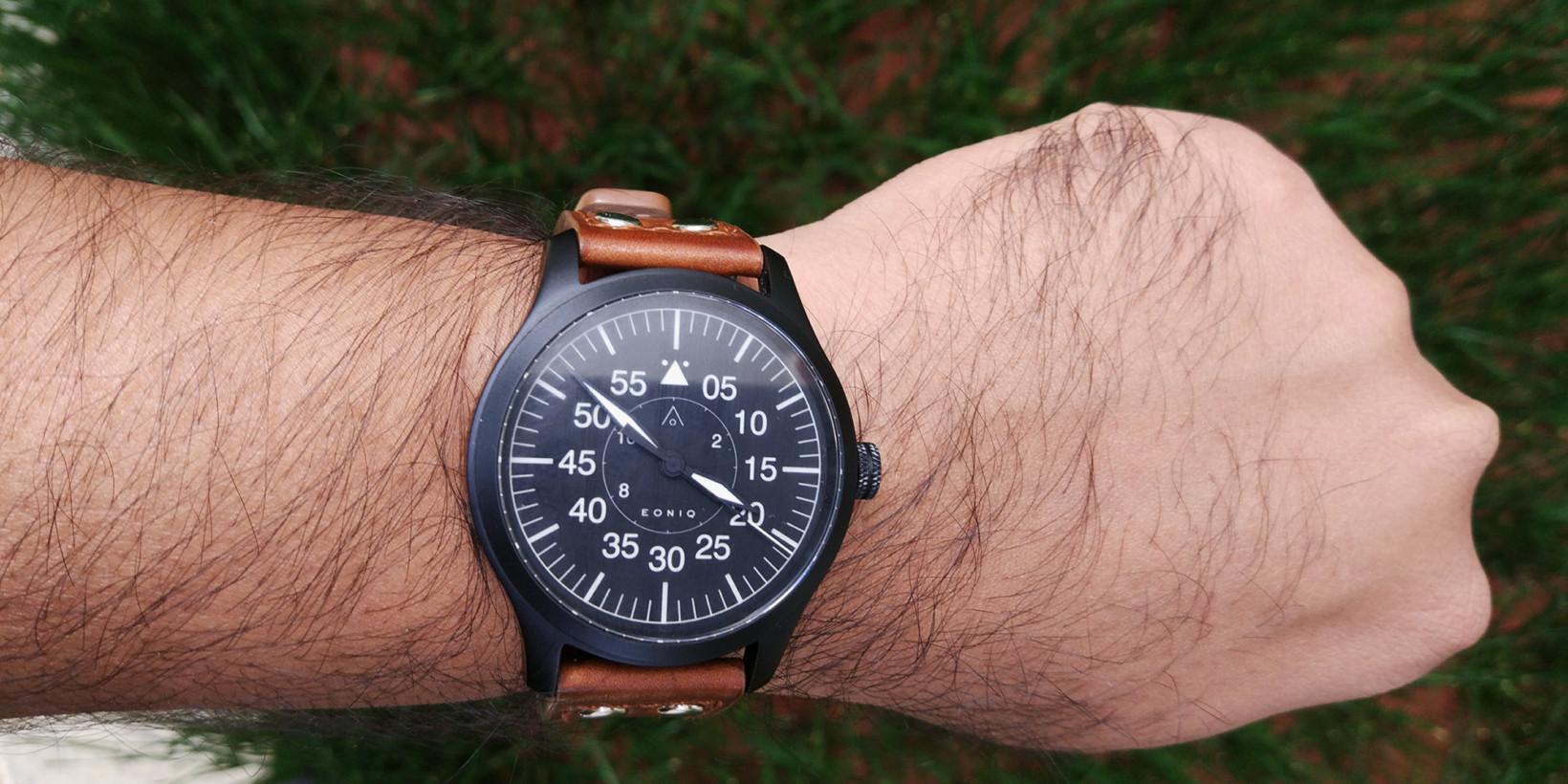 Eoniq wants to change the way you buy watches