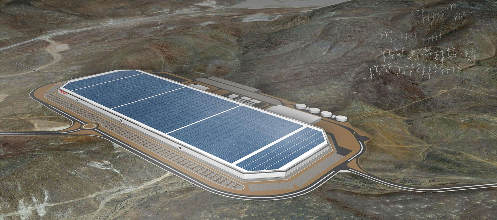 Tesla Plans to Build at Least 3 New Gigafactories