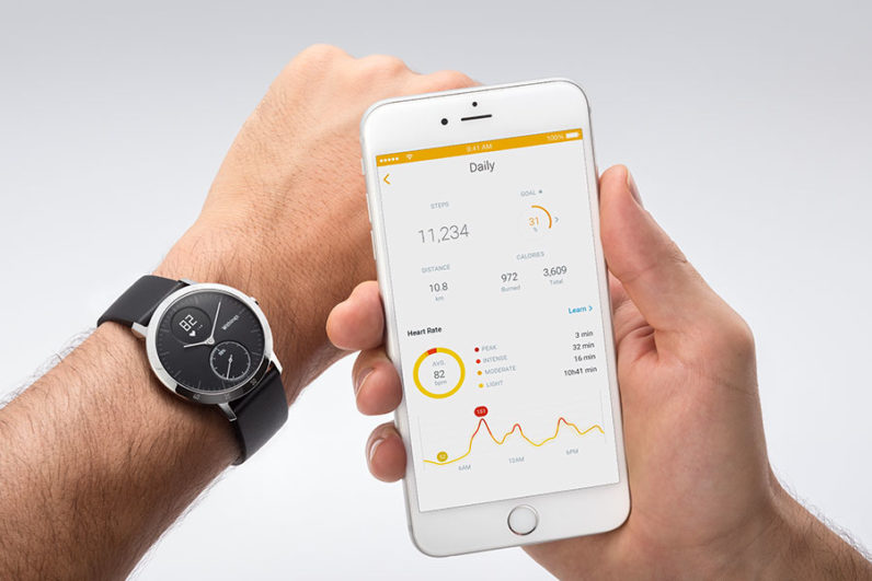 Withings Steel HR Review: Heart tracking and 3-week battery make a great combo