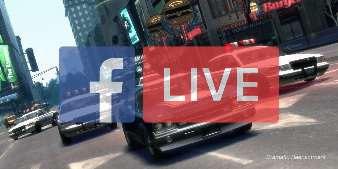 Pro Tip: Don't Steal a Car and Broadcast the Joyride to Facebook
