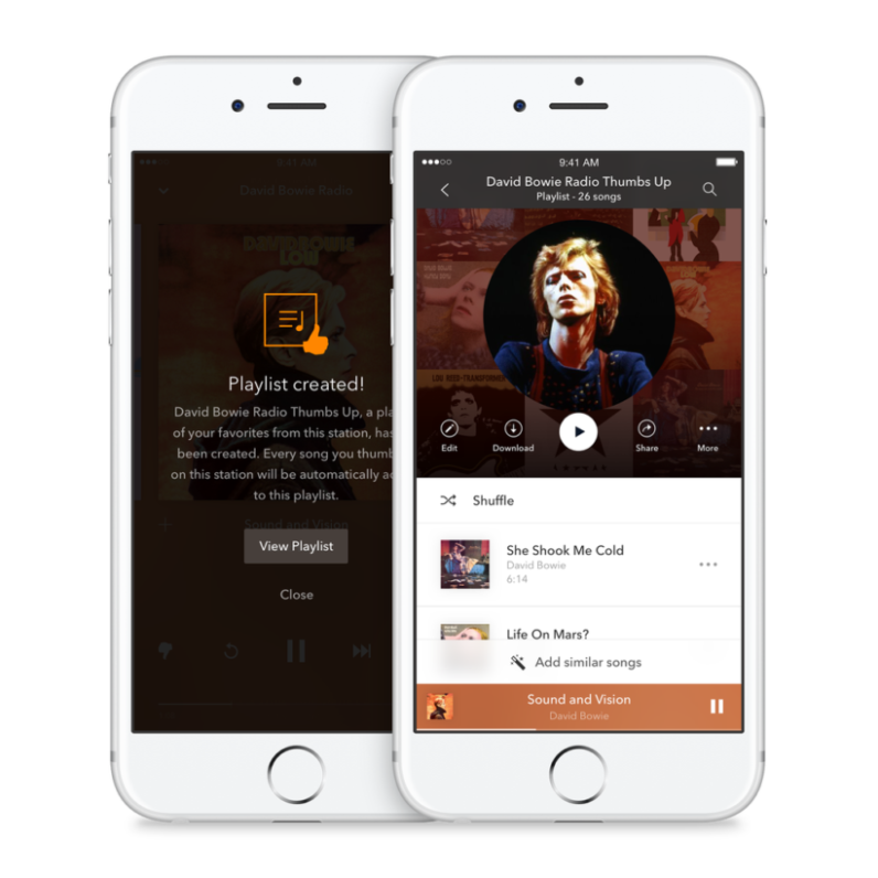 Pandora launches on demand premium subscription to for Premium on demand