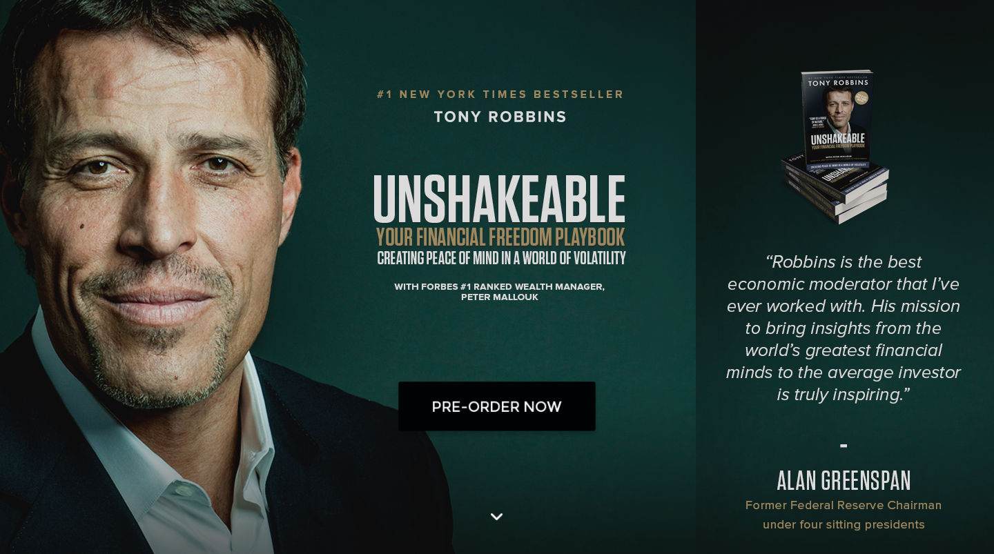 Entrepreneur, motivational speaker and business strategist Tony Robbins has turned his personal brand into a money-making machine.