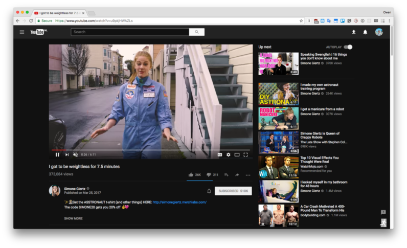YouTube has a secret 'Dark Mode' – this is how you activate it
