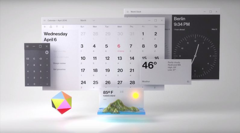 Microsoft fluent design system breaking down windows 10 39 s for X window system architecture