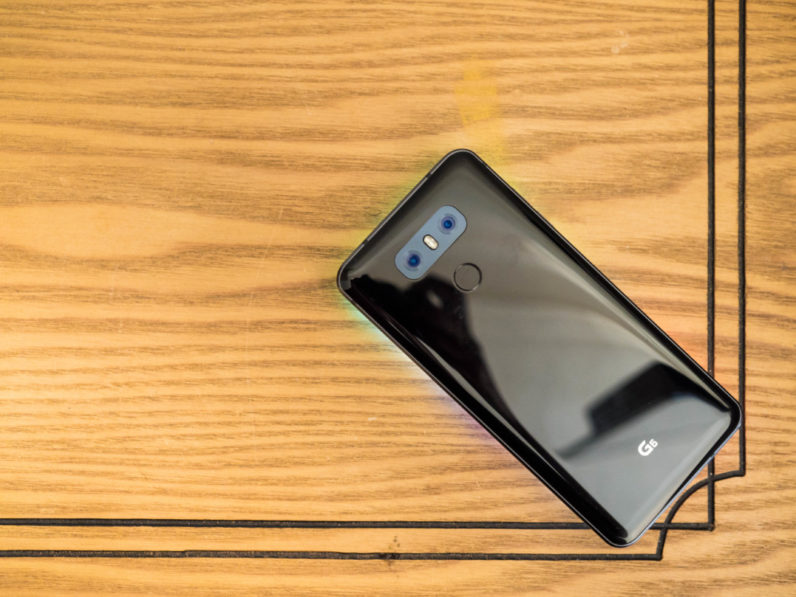 LG G6 long-term review: Sometimes second fiddle isn't so bad