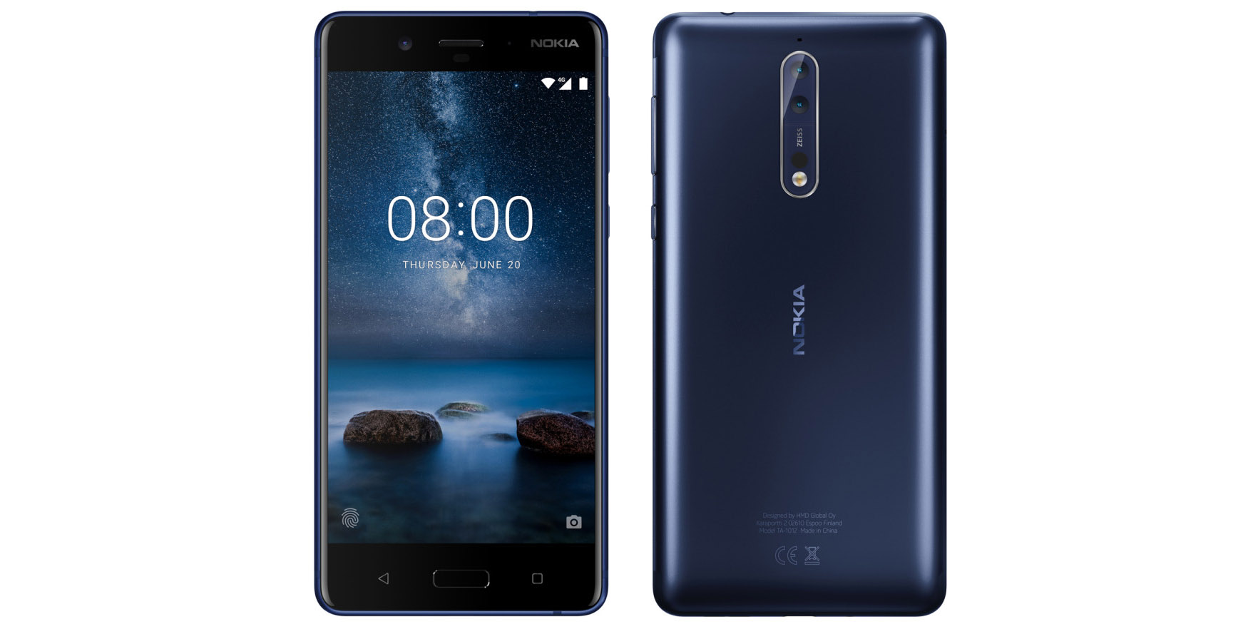 photo image Nokia's next flagship leaks, and it looks… okay I guess