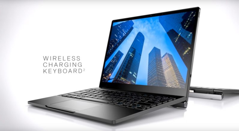 Dell S New Convertible Tablet Ditches The Power Cord